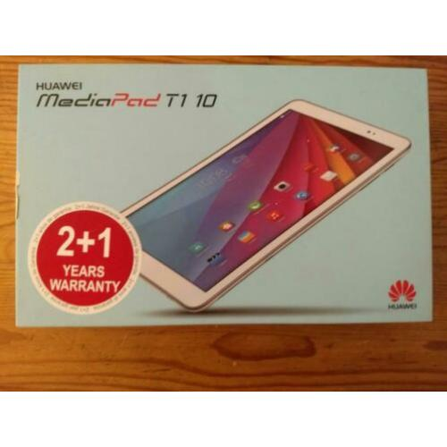 Huawei tablet 16 gb wifi zgan met doos