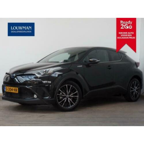 Toyota C-HR 1.8 Hybrid Executive Ultimate l Betreft een nieu