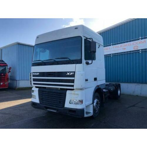 DAF FTXF95-430 SPACECAB (MANUAL GEARBOX / EURO 3) (bj 2004)