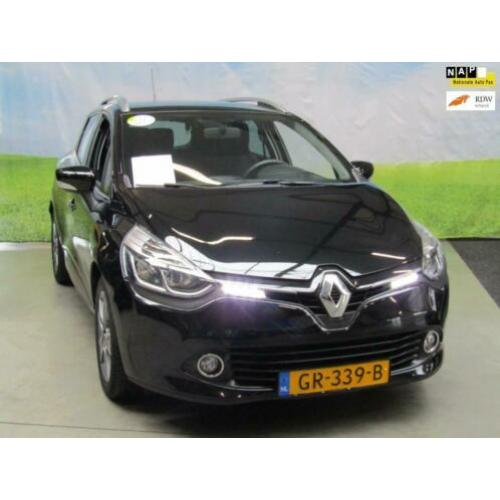 Renault Clio Estate 1.5 dCi ECO Night&Day navi pdc lmv led