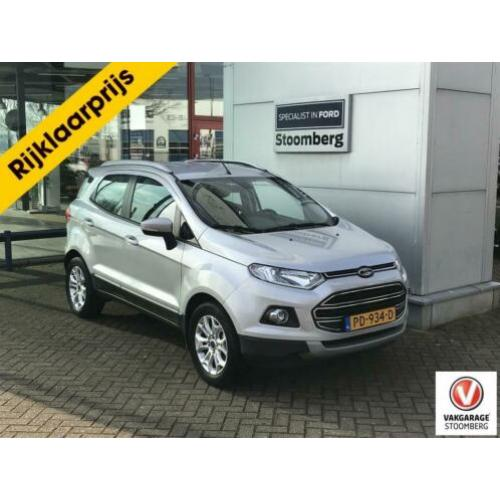 Ford EcoSport 125 pk Tit. navi/cruise/pdc/TH