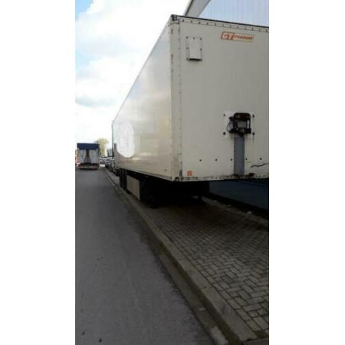 GENERAL TRAILERS ONCRP 39-327A (bj 2000)