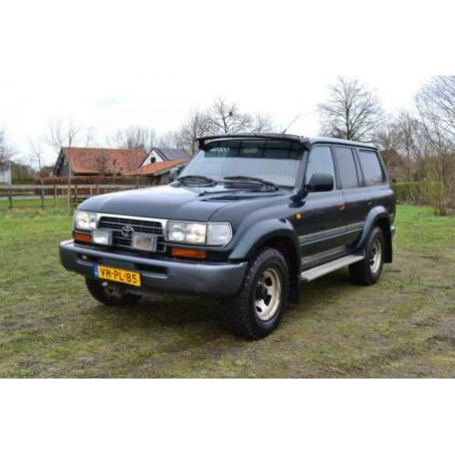 Toyota Land Cruiser Cust.W. 4.2-24V VX Commercial (bj 1996)
