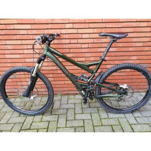 Specialized Enduro Elite 26 maat L fully
