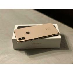 iPhone XS Max Gold / Goud 64GB Nette staat!