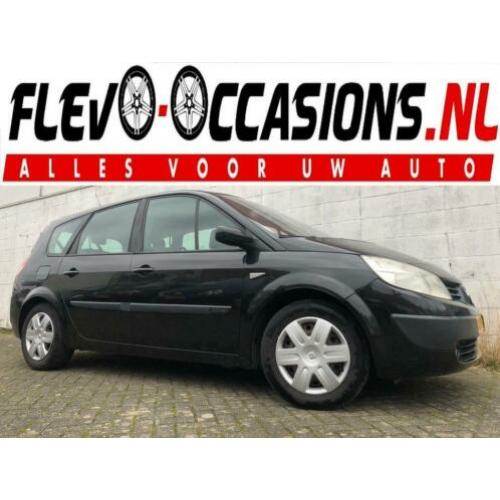 Renault Grand Scénic 2.0-16V Expression Luxe 7Pers NWE APK A