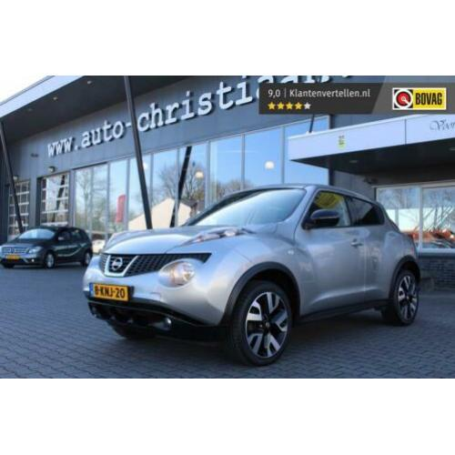 Nissan Juke 1.5 dCi Connect Edition | carbon afwerking inter