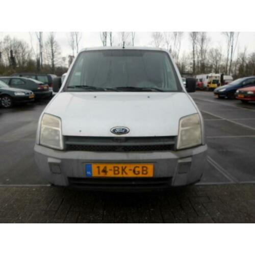 Ford Transit Connect T200S 1.8 TDdi (bj 2003)