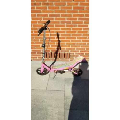 Spacescooter roze