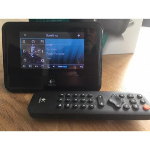 Squeezebox Touch met sBooster
